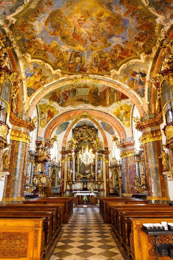 Монастырь Loreta стоковые изображения rf