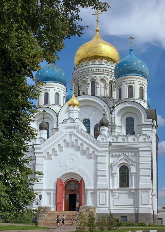 Монастырь Nikolo-Ugreshsky в области Москвы стоковые изображения