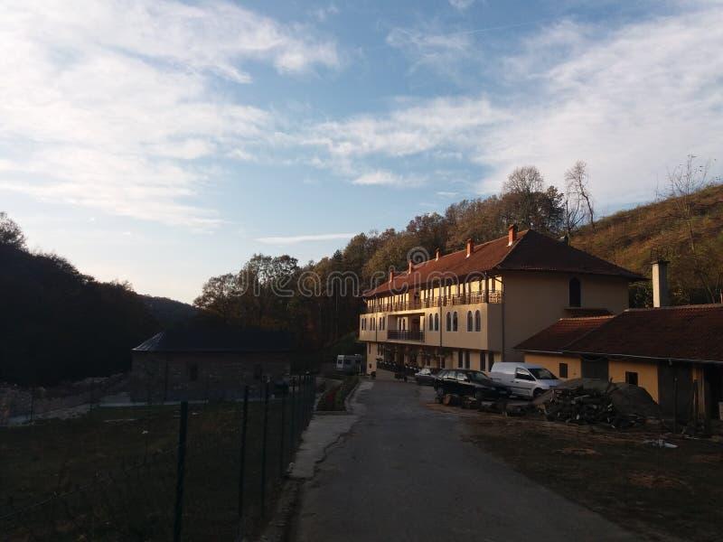 Монастырь Nimnik стоковые изображения