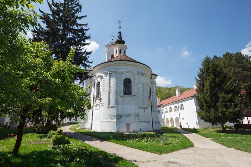 Монастырь Ravanica, Vrdnik стоковые изображения