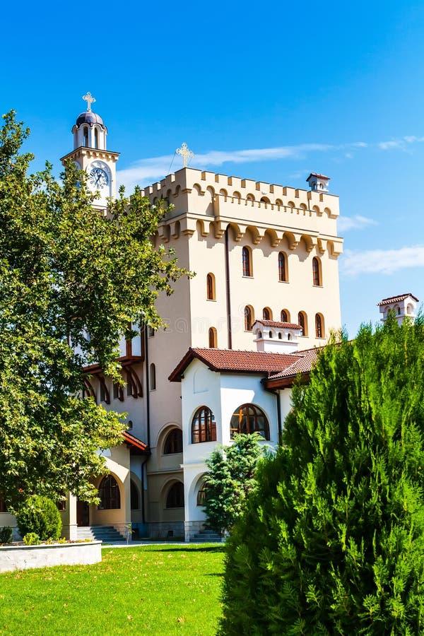 Монастырь St. George в Hadjidimovo, Болгарии стоковая фотография