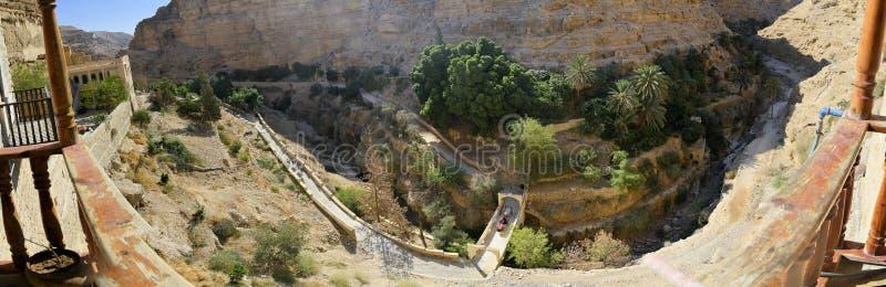 Монастырь St. George Koziba стоковое фото