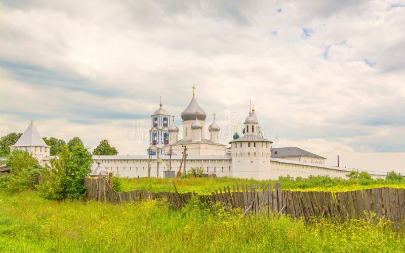 Монастырь St Nikita в Pereslavl-Zalessky стоковая фотография rf