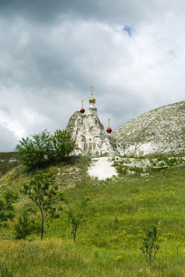 Download Монастырь Svyato-Spassky стоковое изображение. изображение насчитывающей висок - 41663059