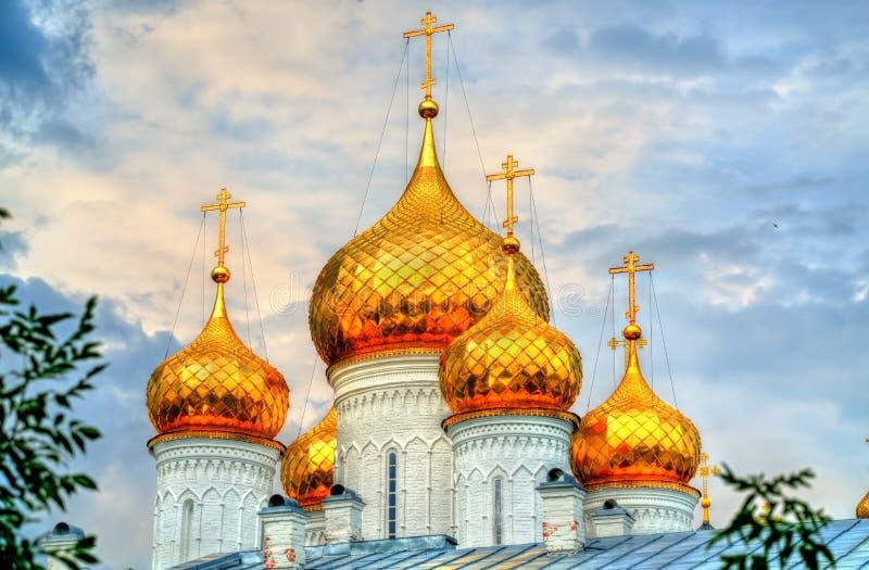 Монастырь Theophany St Анастасии в Kostroma, России стоковая фотография rf