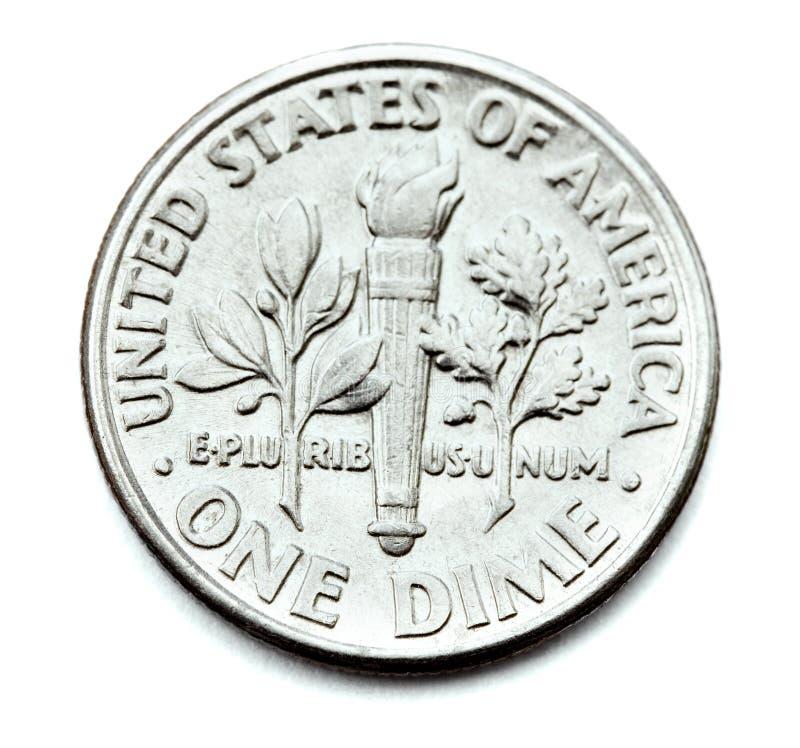 монета в 10 центов одно монетки стоковые фотографии rf
