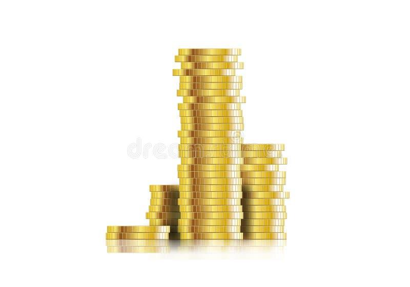 Монетка стоковая фотография rf
