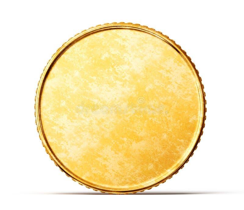 Монетка иллюстрация вектора