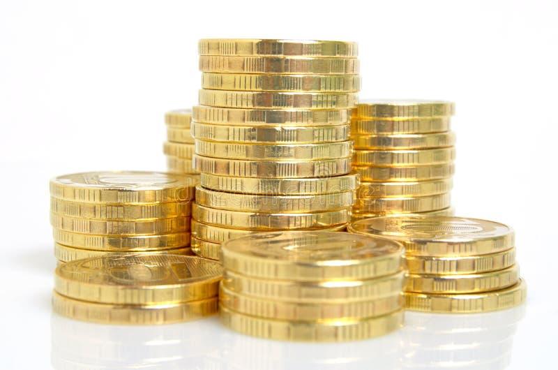 Download Монетки стоковое фото. изображение насчитывающей интерес - 41652570