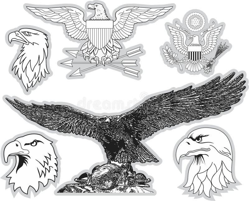 постоянно ищем картинки орлов на гербах изображают в профиль столов