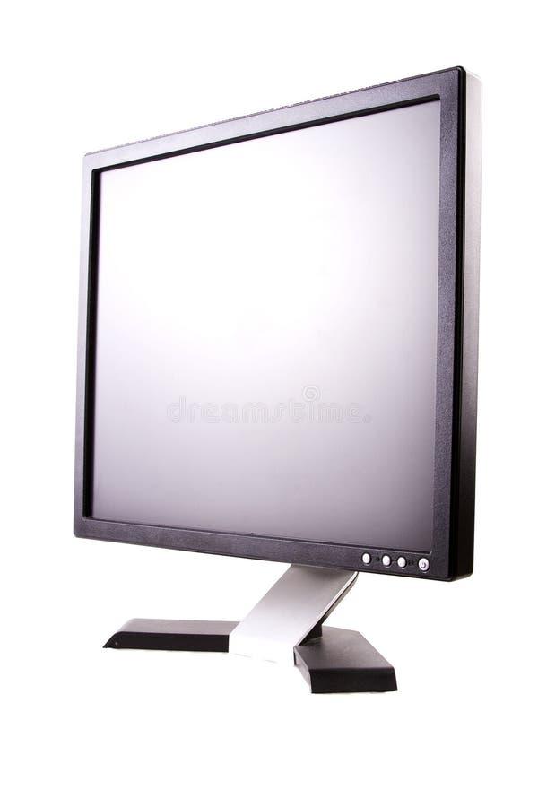 монитор lcd компьютера стоковые фото