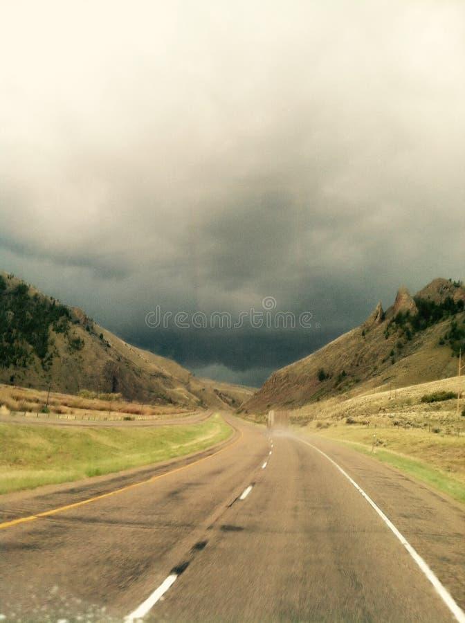 Монтана стоковое изображение