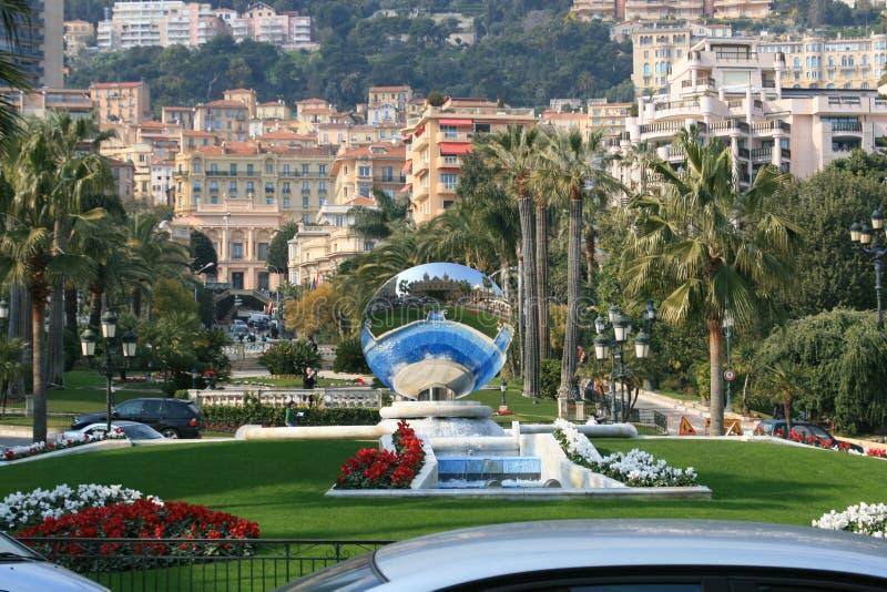Монте-Карло стоковое изображение rf