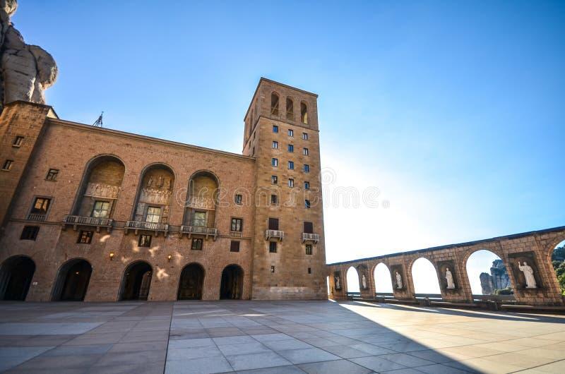 Монтсеррат Испания стоковые изображения rf