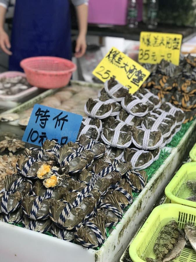Морепродукты стоковое фото
