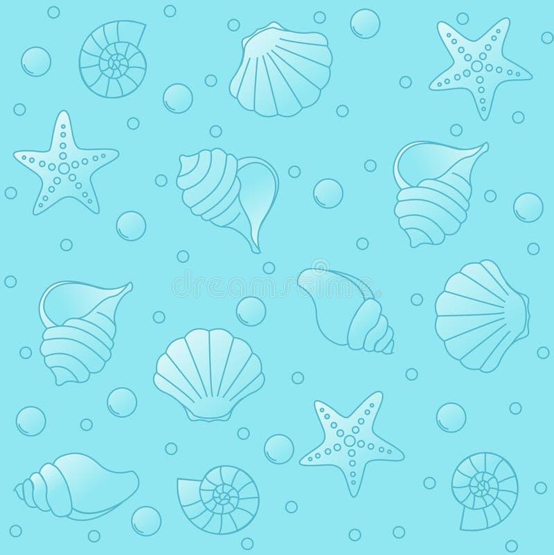 море картины жизни бесплатная иллюстрация