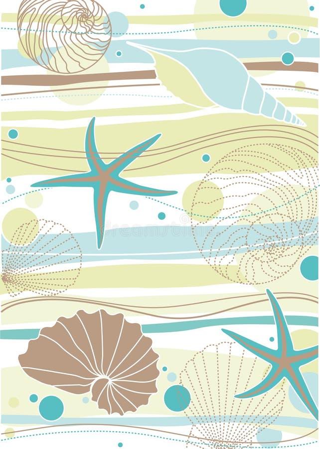 море картины иллюстрация штока