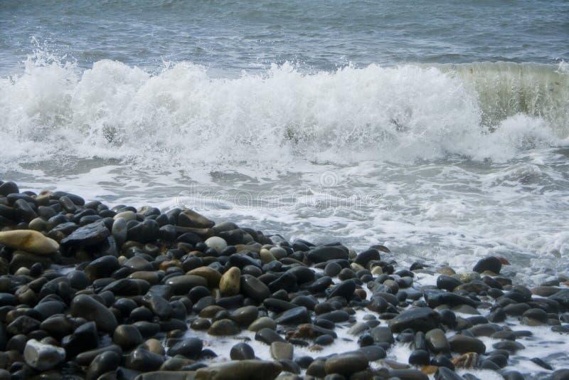 Море пены стоковые фото