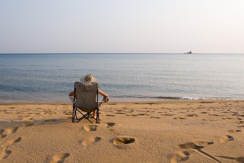 море повелительницы стоковое фото