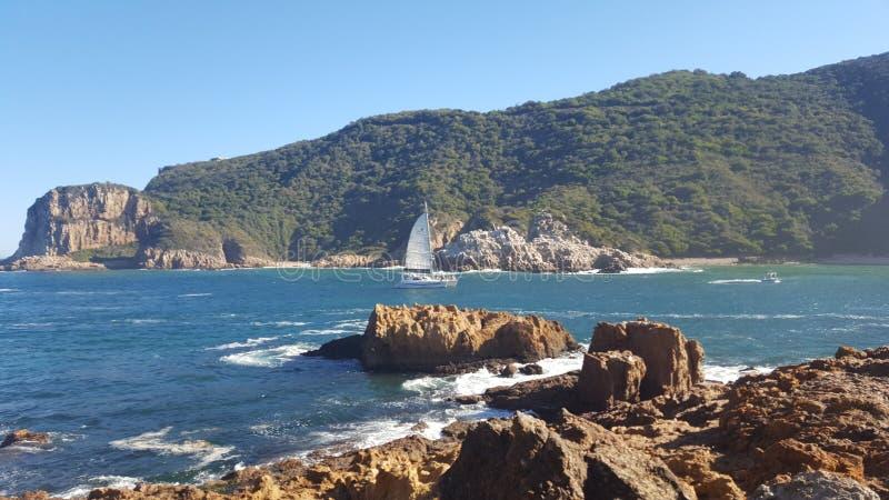 Море прибрежное стоковые изображения