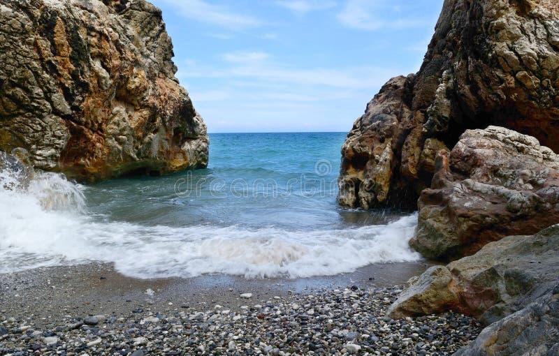 Download море пристани Footpath пляжа к Стоковое Фото - изображение насчитывающей трап, отключение: 41656502