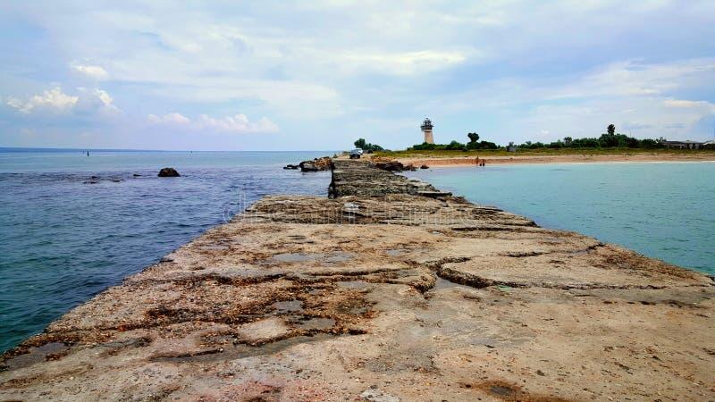 Море прокалывает стоковые фото