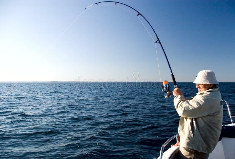 море рыболовства