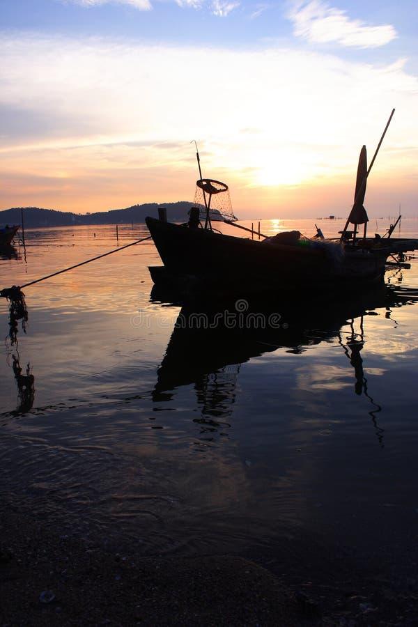 море Таиланд стоковое изображение