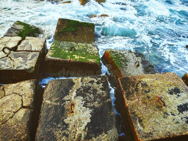 Море! стоковая фотография rf