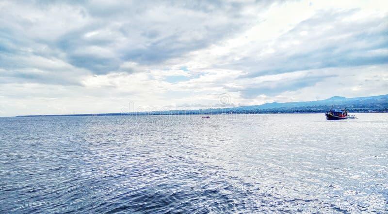 Море bantaeng Индонезии стоковое изображение