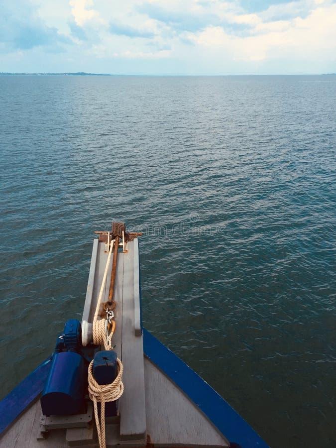 Море Bost стоковые фотографии rf