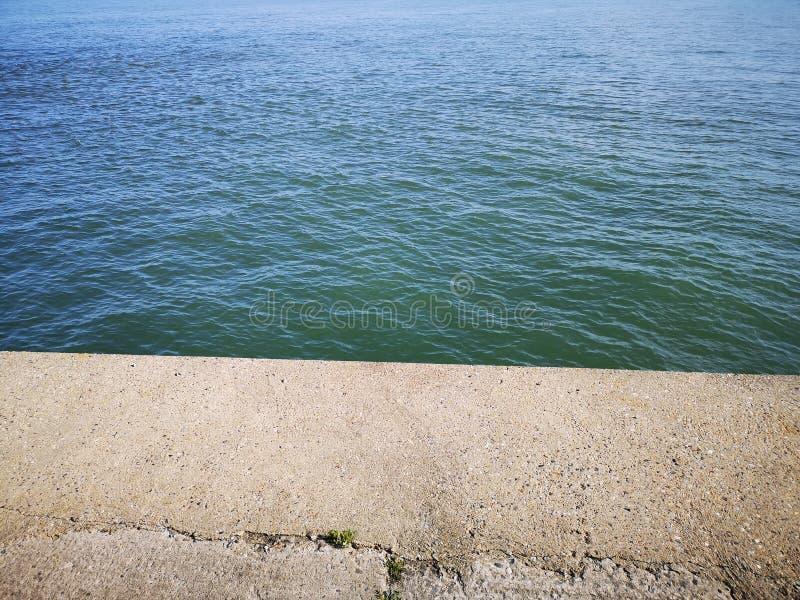 Море Gorleston стоковое фото rf