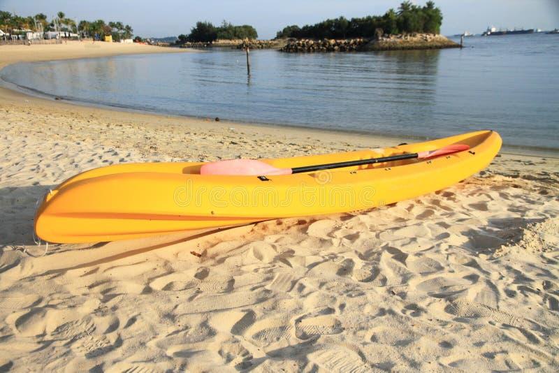 море kayak стоковые изображения