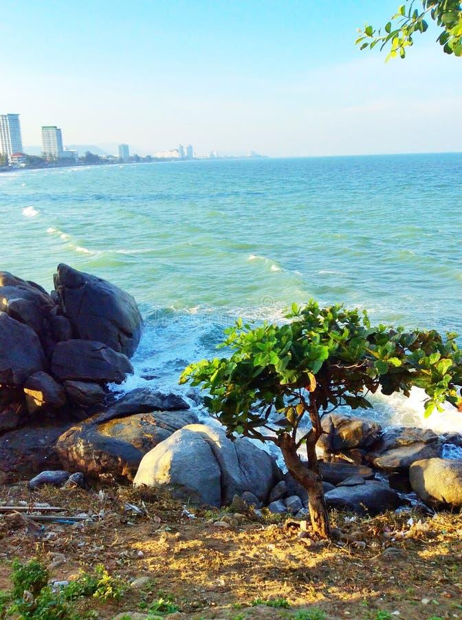 Море Takieb стоковое фото rf