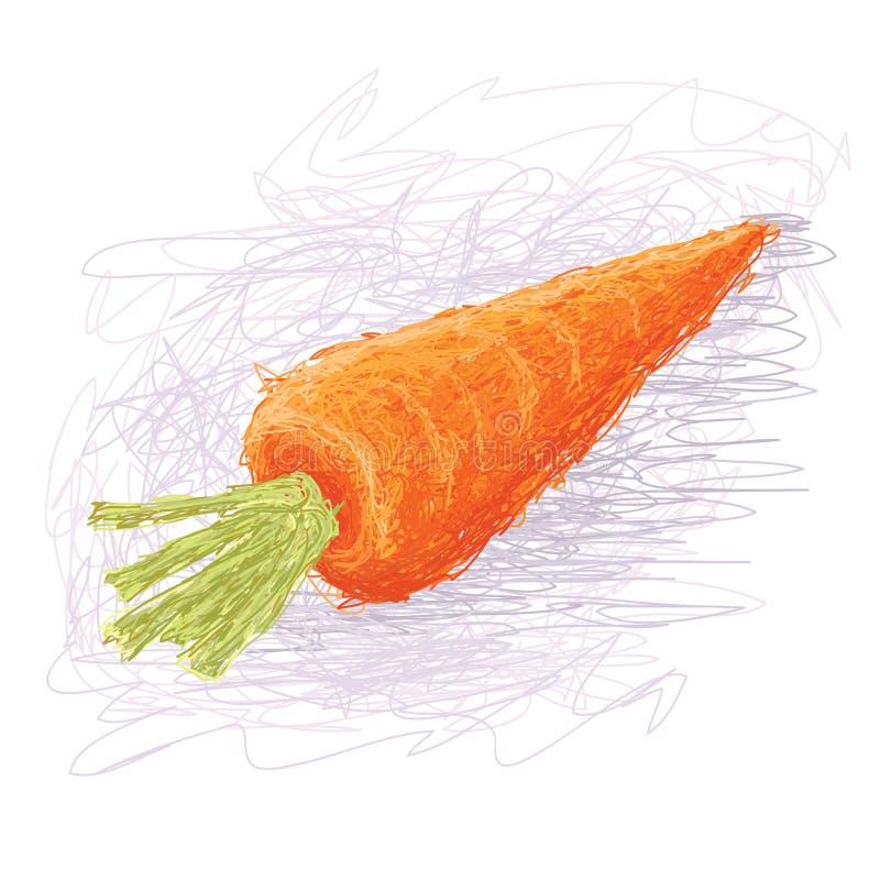 Моркови бесплатная иллюстрация