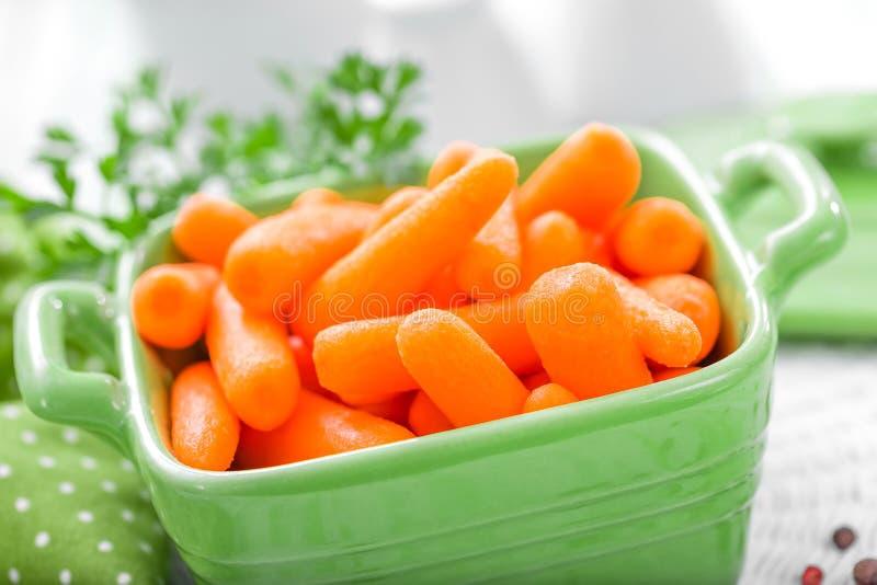 Морковь младенца стоковое изображение