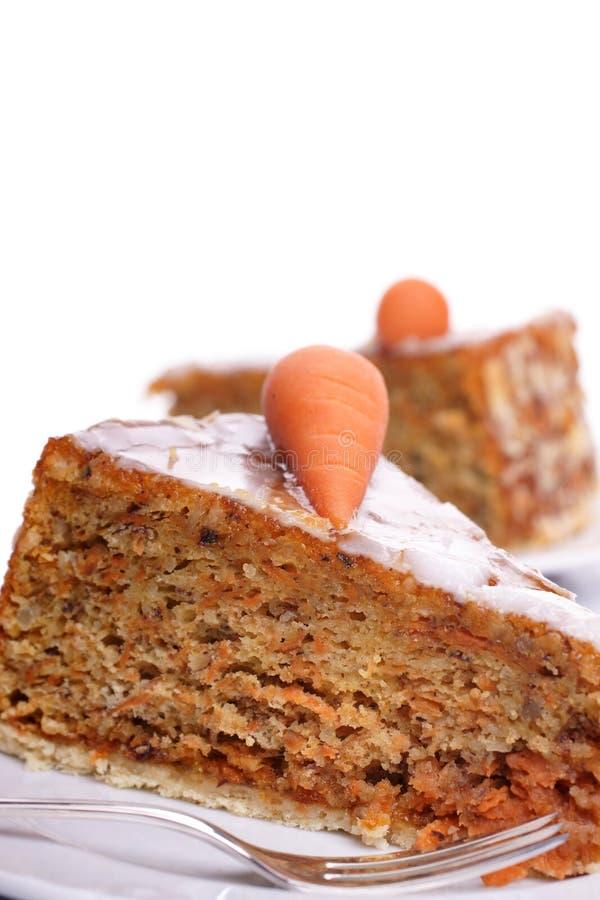 морковь торта стоковые изображения rf