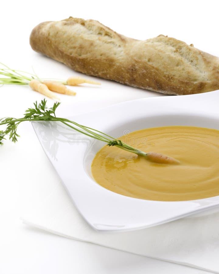 морковь хлеба стоковые изображения rf