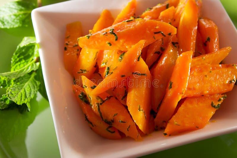 морковь стоковое изображение rf