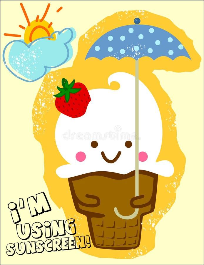 Мороженое бесплатная иллюстрация