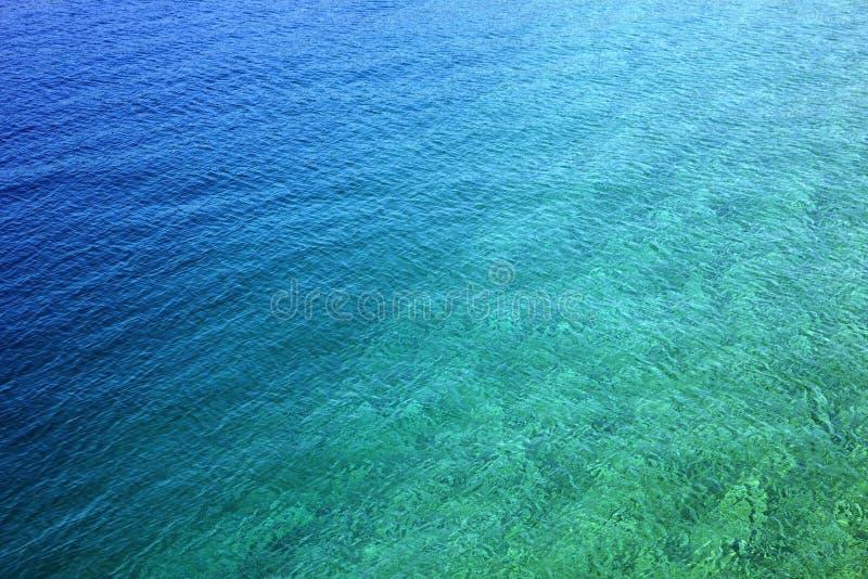 Морская вода стоковая фотография