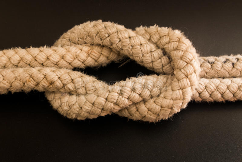 Морские узлы стоковое изображение