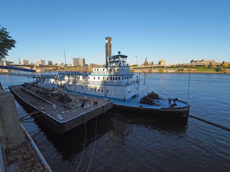 Морской музей в Портленде, Орегоне стоковые фото