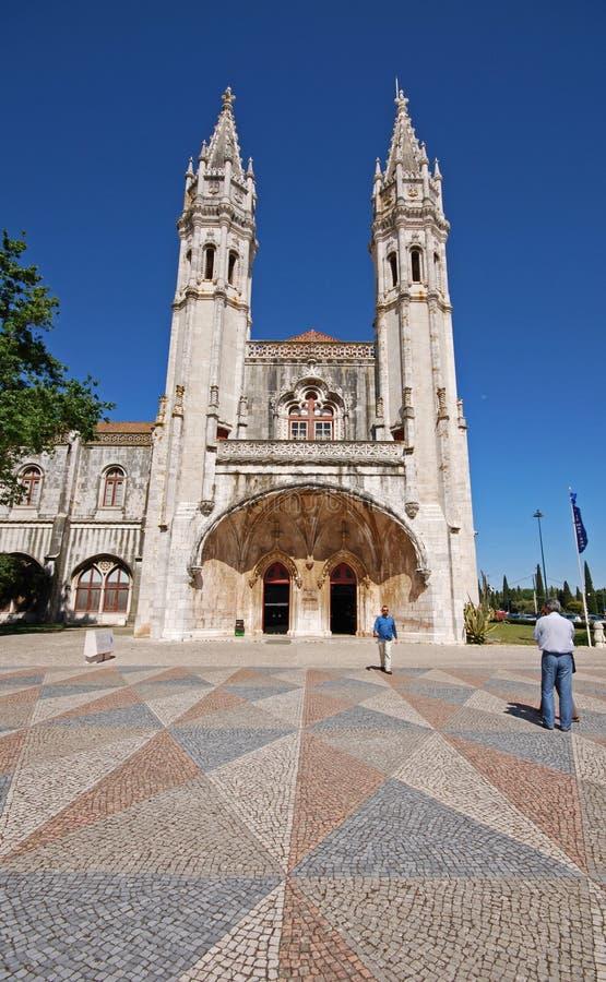 Морской музей Лиссабон, Португалия стоковые фотографии rf