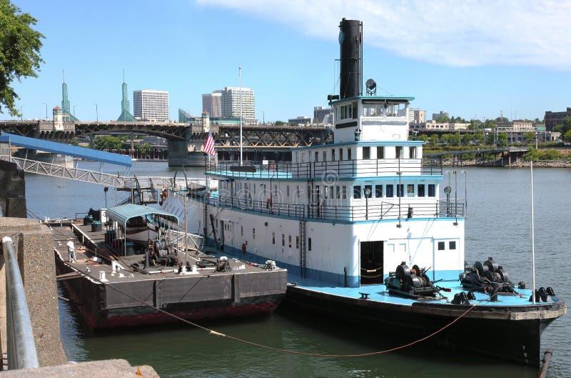 морской музей portland стоковая фотография