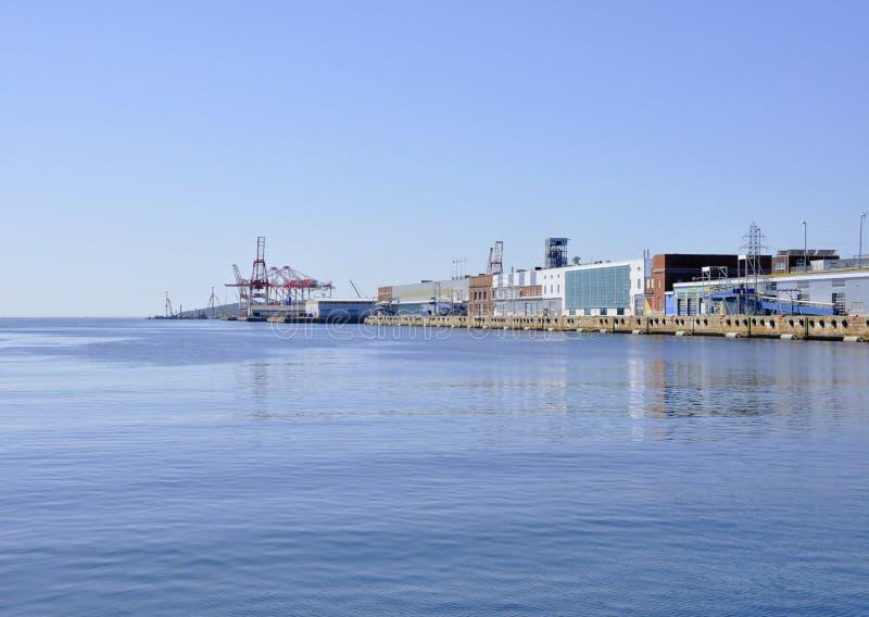 морской порт halifax стоковые фотографии rf