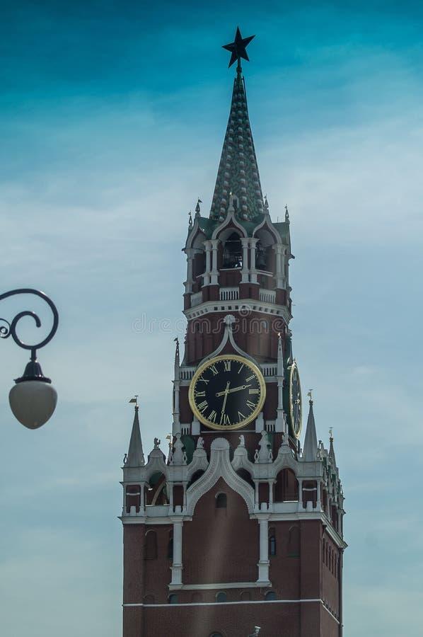 Москва Кремль в России стоковые изображения