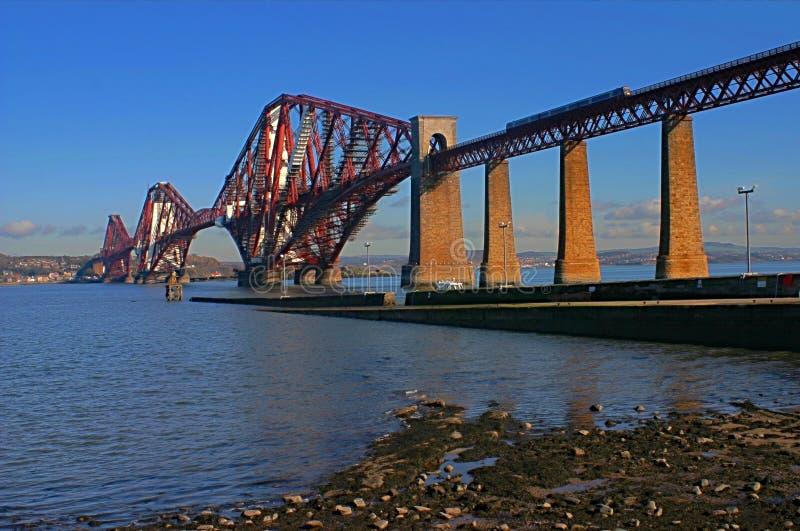 моста дорога вперед стоковые изображения