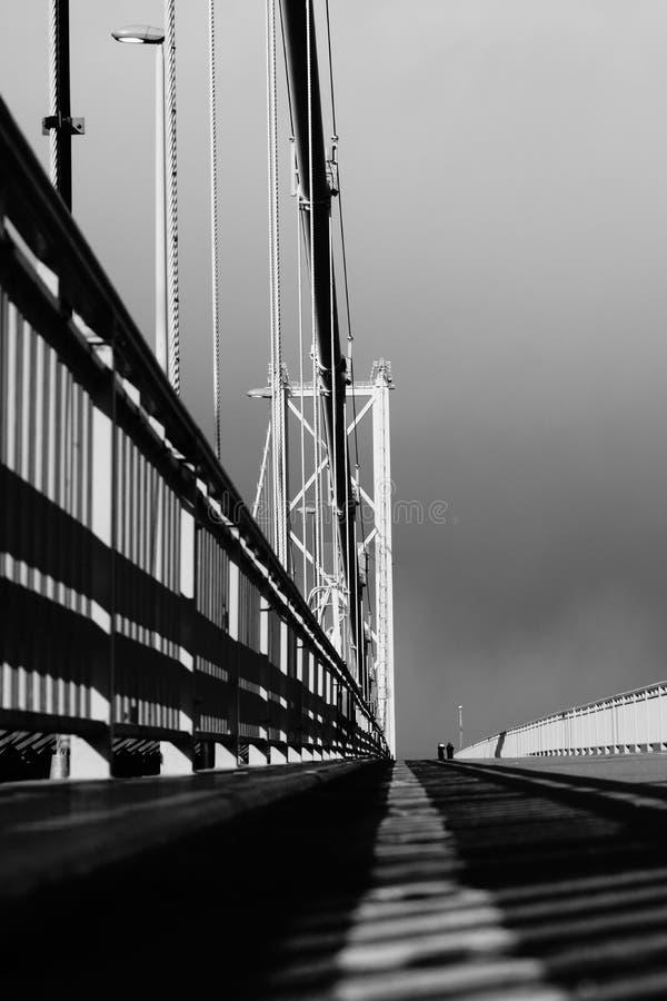 моста дорога вперед стоковые фото