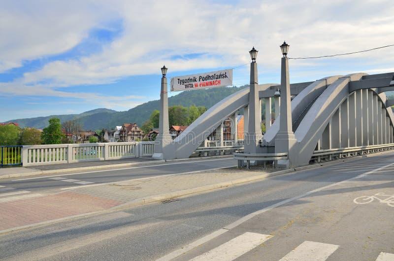 Мосты на дороге стоковые изображения